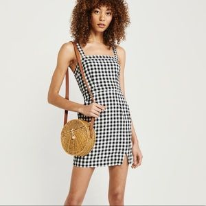Abercrombie Checkered Dress